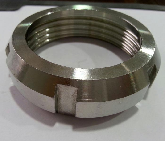 Machined Ring Component