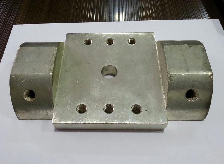 Silver plated Busbar