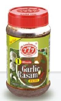 777 1 Minute Garlic Rasam Paste