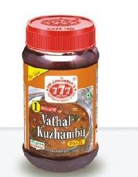 777 1 Minute vathal Kuzhambu Paste