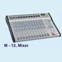 Professional Audio Mixer (M-12)