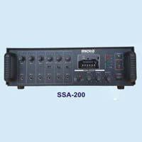 SSA Series Amplifier (SSA-200)