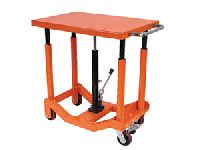Height Adjustable Assembly Trolley