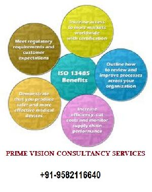 ISO 13485 Certification Consultancy