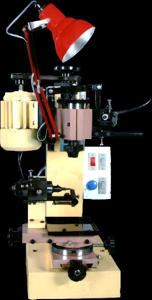 Faceting Machine Vertical