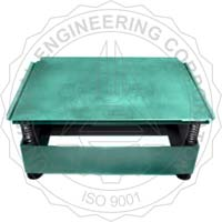 Package Shaker / Vibrating Table  (UEC-3003)