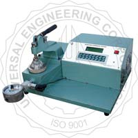 UEC-1010 Bii Bursting Strength Tester for Paper & Paper Board (Hand Wheel Type)
