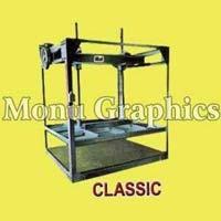 Motorized Sheet Pressing Machine