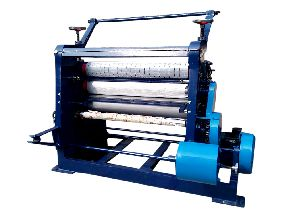 Vertical Type Corrugation Machine 01