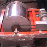 Motorized Magnetic Separator