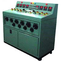 Electromechanical Meter Test Bench