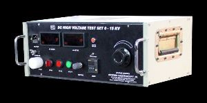 Portable Dc High Voltage Tester