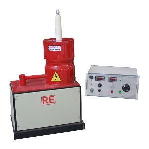 Stationary Type Dc High Voltage Tester