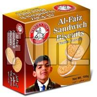 Alfaiz Cream Sandwich Biscuits