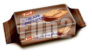 Chocolate Cream Biscuits (22GM)