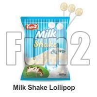 Milkshake Lollipop
