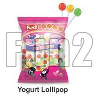 Yogurt Lollipop