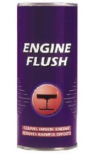 Engine Oil Flush 03