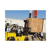 Crane Loading & Unloading Services