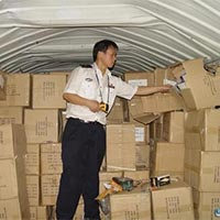 Export Packing Services: