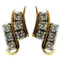 Diamond Earrings (1721-TP)