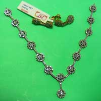 Diamond Necklace Set (1599-HS)