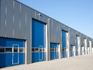 Industrial Sectional Overhead Doors