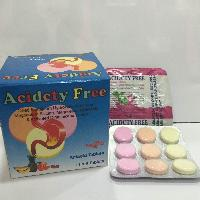 Antacid Tablets Multiflavour