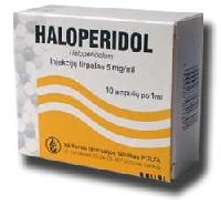 Haloperidol Injection