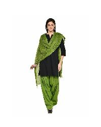 Semi Patiala Salwar With Dupatta