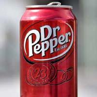 Dr. Pepper Soft Drink