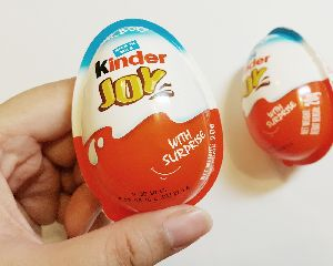 Kinder Joy Chocolate