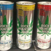 Rocky Mountain High Energy Drink