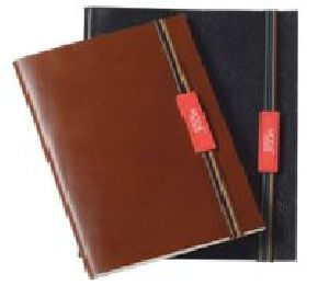 X105A Genuine Leather Notebooks