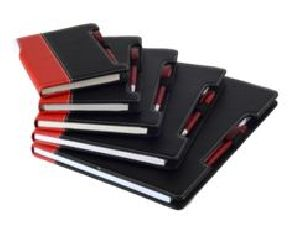 X304A Genuine Leather Notebooks