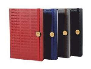 X306A Genuine Leather Notebooks