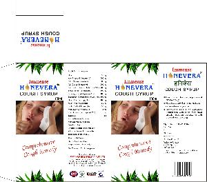 HONEVERA HERBAL COUGH SYRUP