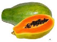Fresh Red Papaya