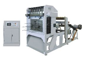 Automatic Paper Punching And Die Cutting Machine