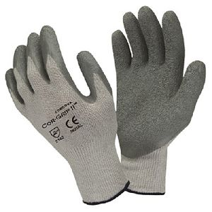 ESD Palm Grey Glove