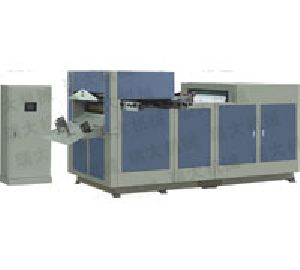 Flat Roll Die Cutting Machine