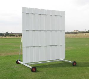 Aluminum Campsite Panel Cricket Sight Screen