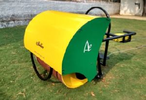 Cricket Pitch Electric Roller