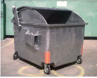 Metal Garbage Bin (4.5 cbm)