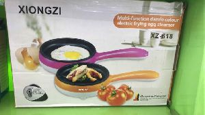 2 In 1 Egg Boiler Pan