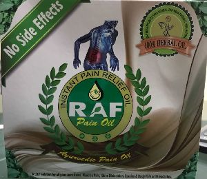 Raf Herbal Pain Relief Oil
