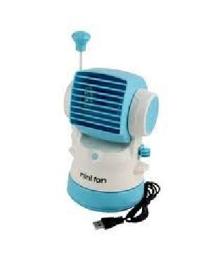 Water Spray Cooling Fan