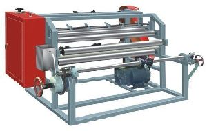 Non Woven Fabric Slitting Machine