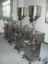 cosmetic filling equipments