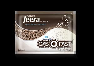 Active Jeera Flavour Gas O Fast Sachet
